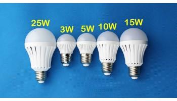 Особенности и преимущества LED-ламп