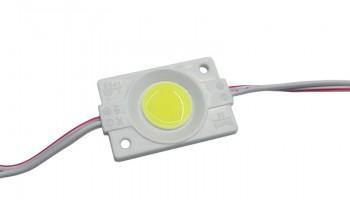 Светодиодные модули с увеличенной яркостью в рекламных конструкциях