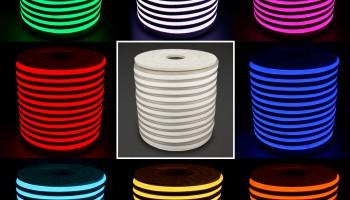 Светодиодный неон как универсальный дизайнерский элемент