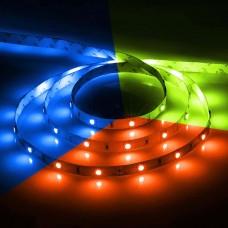 LED лента SMD5050-30 12V IP20 Стандарт RGB
