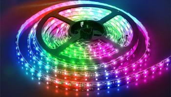Преимущества использования светодиодных лент