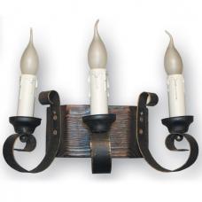 Бра настінне 3 свічки Е14 серії Venza 120523