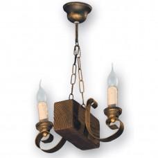 Люстра подвесная 2 свечи Е14 серии Venza 130522