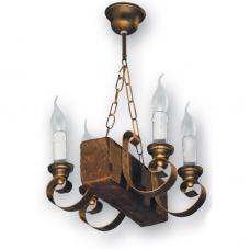 Люстра підвісна 4 свічки Е14 серії Venza 130524