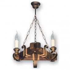 Люстра подвесная 3 свечи Е14 серии Venza 180523