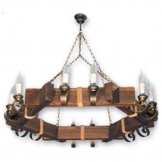 Люстра підвісна 12 свічок Е14 серії Venza 2605212