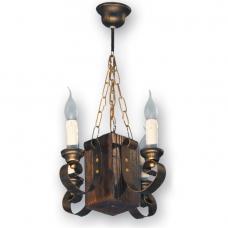 Люстра підвісна 4 свічки Е14 серії Venza 320524