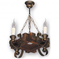 Люстра підвісна 4 свічки Е14 серії Venza 360524
