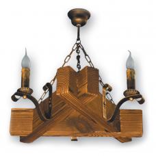 Люстра підвісна 3 свічки Е14 серії Lilia 420923