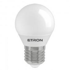 Лампа світлодіодна ETRON Power Light 1-EPL-842 G45 10W 4200K 220V E27