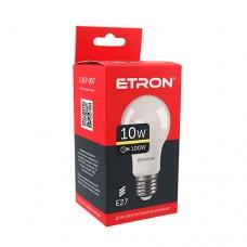 Лампа світлодіодна ETRON Light Power 1-ELP-007 A60 10W 3000K E27
