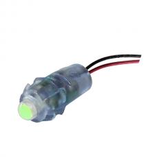 Светодиод быстрого монтажа JL 12V 0.1W IP65 Зелёный