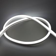 """Світлодіодний неон PROLUM Silicone 2835\120 8x16 IP68 12V SERIES """"SF"""" PRO Білий"""