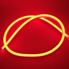 """Світлодіодний неон PROLUM Silicone 2835\120 8x16 IP68 12V SERIES """"SF"""" PRO Червоний"""