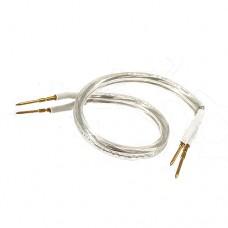 Конектор для з'єднання неону 8*16 (Провід+Голки) PL-Connector-MID-NEON-816