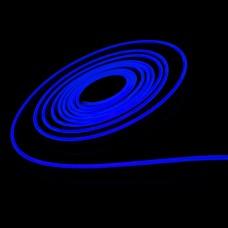 """Світлодіодний неон PROLUM Silicone 2835\120 IP68 12V 6x12 - SERIES """"SM"""" PRO Синій"""