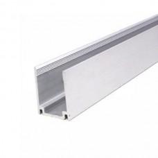 Профиль алюминиевый накладной BIOM для Светодиодного Neon-a 8х16