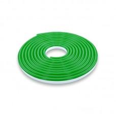 LED Neon BIOM 2835-120 220V IP68 8x16 Стандарт Зелёный