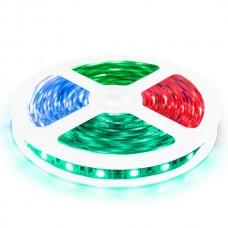 LED лента BIOM SMD5050-60 12V IP20 Премиум RGB