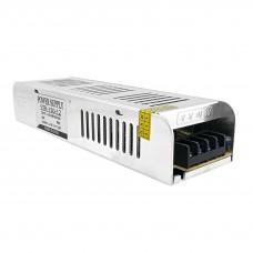 Блок живлення 150Вт 12B 12.5 А Slim Метал IP20 Стандарт