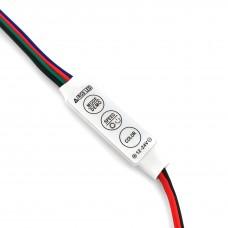 Контроллер 12В RGB 6A SMART без пульта Д/У
