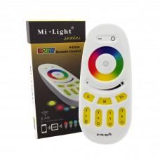 Пульт ДУ Mi-Light RF RGB для контроллеров 4 zone Белый