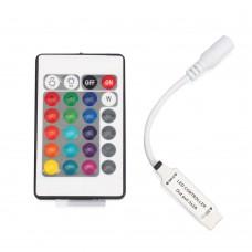 Контролер RGB PROlum 24 кнопки 6A (MINI)