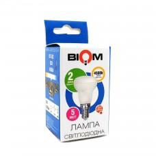 Светодиодная лампа BIOM 5W E14 4500K R39 (Рефлектор) BT-552