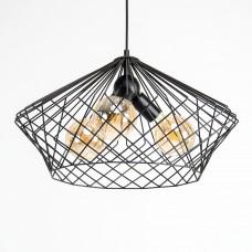 Люстра підвісна Atma Light серії Capella Brill P510 Black