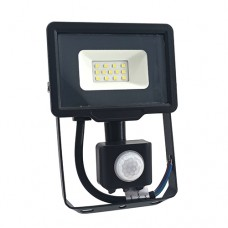 Прожектор LED BIOM S5 10W 6200К с датчиком