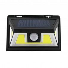 LED світильник на сонячній батареї VARGO 10W c датчиком