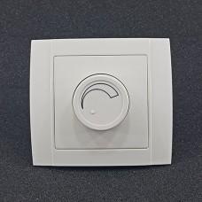 Світлорегулятор диммер Yaweitai YW-2513 внутрішній 600Вт Білий