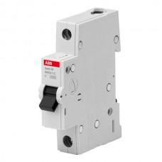 Автоматичний вимикач ABB BMS411C6 1P 6A 4.5 kA