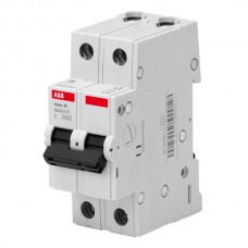 Автоматичний вимикач ABB 2P 50A 4.5 kA