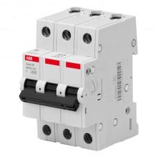 Автоматический выключатель 3P 16A 4.5kA