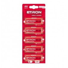 Батарейка ETRON Mega Power АА-LR6 Blister Alkaline 1шт