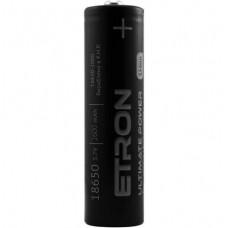 Акумулятор ETRON Ultimate Power 18650 2600mAh 1 шт