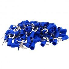 Кабельний наконечник VARGO вилочний ізольований 1.25-5 під переріз 0.5-1.5 кв. мм