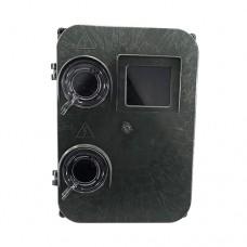 Ящик під 3ф лічильник (Дніпро) герметичний