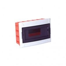 Коробка DE-PA под 9 авт. скрытой установки