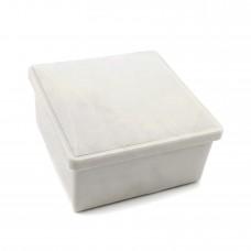 Распределительная коробка 80х80х45мм пустая
