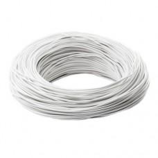 Електричний провід ЗЗЦМ ПВ - 3 4.0 Білий