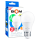 Світлодіодна лампа BIOM BT-511 А60 12W E27 3000K (Груша)