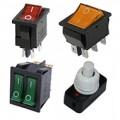 Кнопки електричні