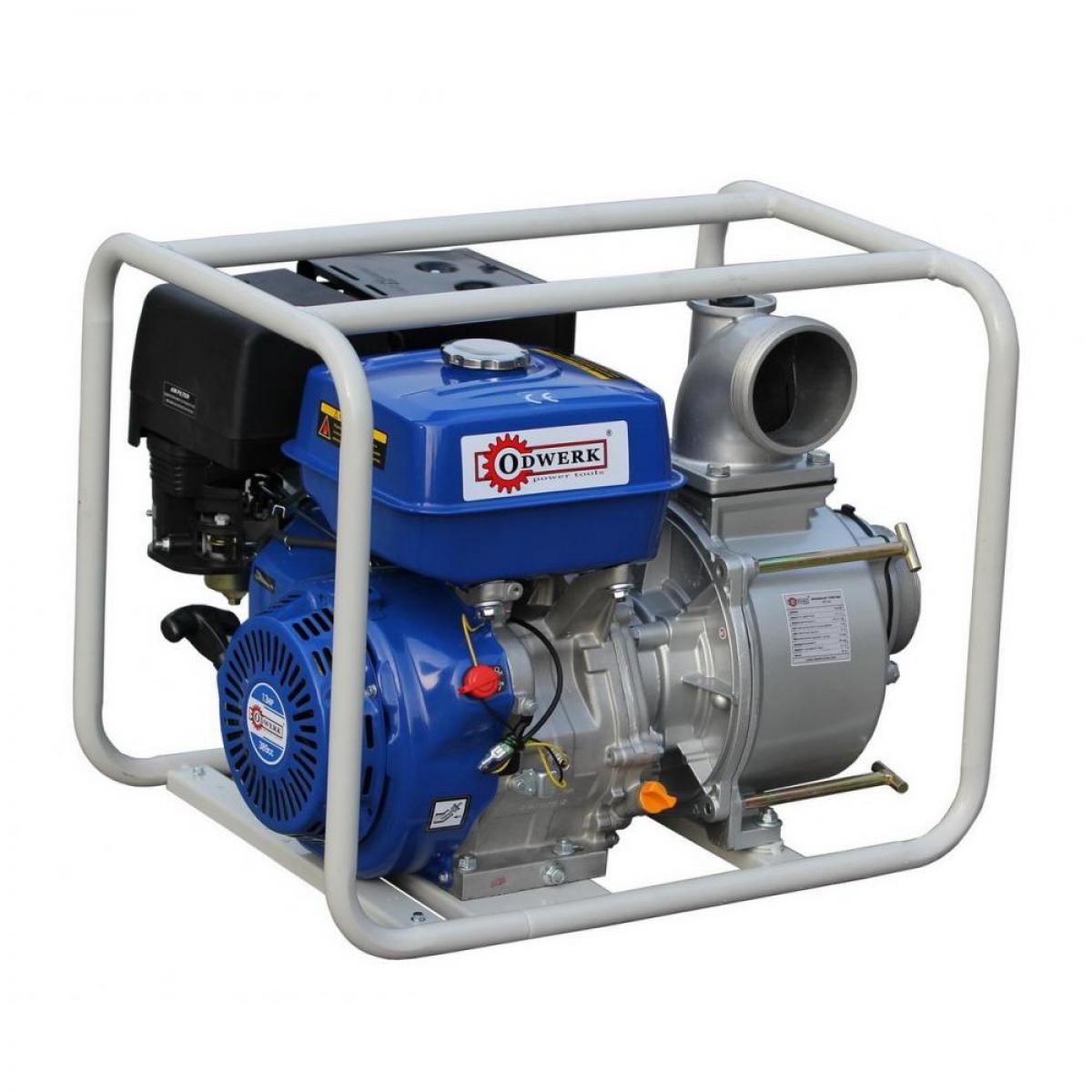 Купить Мотопомпы, Бензинова мотопомпа ODWERK GTP80 для грязной воды, 13662-1